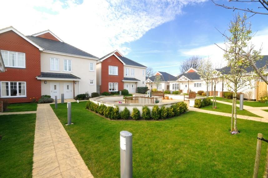 The Hawthorns Eastbourne Retirement Village East Sussex Carew Road