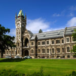 Clocktower Building University of Otago Dunedin New Zealand